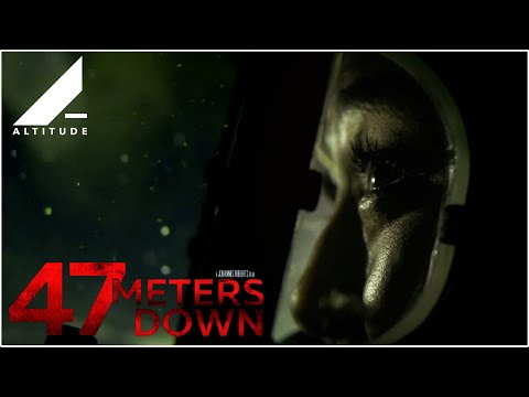 47 METERS DOWN: UNCAGED - OFFICIAL TRAILER - ON DVD & DIGITAL NOW