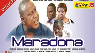 Maradona Yoruba Movie Latest with English Subtitles