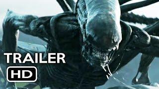Alien: Covenant Trailer #2 (2017) Michael Fassbender, James Franco Sci-Fi Movie HD