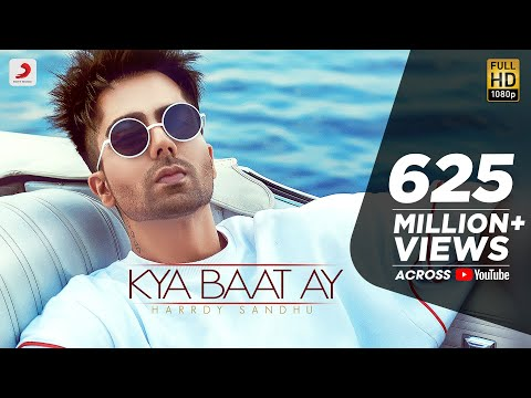 Pop star Harrdy Sandhu's Kya Baat Ay is a song that will make you fall in love with him!