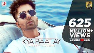 Video Harrdy Sandhu - Kya Baat Ay | Jaani | B Praak |  Arvindr Khaira | Official Music Video MP3, 3GP, MP4, WEBM, AVI, FLV Mei 2019