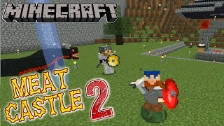 """Lanceypooh is back with an all new #Minecraft #gaming series... Meat Castle 2! Lancey and Red make upgrades to the base!.:Subscribe:.http://www.lanceypooh.com~Stay Connected~Twitter  https://twitter.com/LanceypoohTVFacebook http://bit.ly/LanceypoohFacebookTwitchTV http://www.twitch.tv/lanceypoohInstagram http://www.instagram.com/lanceypoohtvDiscord: https://discord.gg/fVJ3PB7==Music==""""Cut & Dry"""" Kevin MacLeod (incompetech.com)Licensed under Creative Commons: By Attribution 3.0http://creativecommons.org/licenses/by/3.0/Welcome to the video! Lanceypooh is a #gaming channel dedicated to making content for the real gamer. On this channel you will not see a guy who knows everything about the game and does a lot of research so he can spit facts and look like he knows what he's doing. That's not the Lancey style. Here you will ride along as Lancey fumbles his way through whatever game he's playing with the help of the comments section. Lanceypooh does things his own way. Its loud, its crazy, sometimes it makes you feel like banging your head against a wall... but its real. Hope you enjoy the show!"""