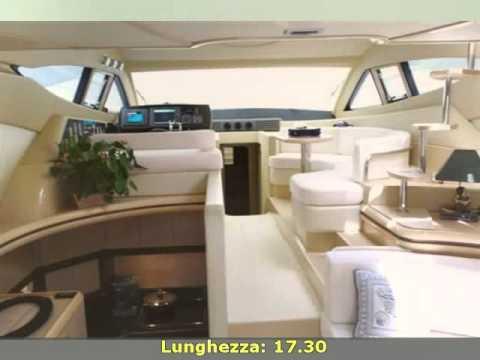 vivere nel lusso - yacht ferretti 551
