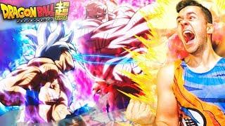 MI REACCION a GOKU VS JIREN [BATALLA FINAL] **IMPRESIONANTE*