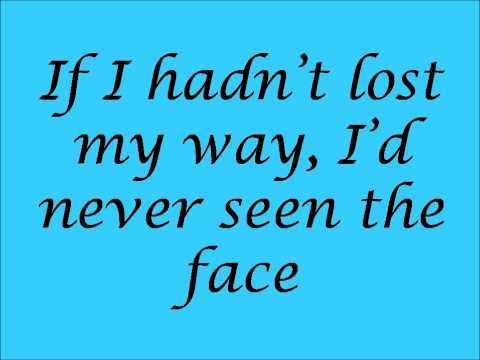 Daniel Powter - The Day We Never Met lyrics