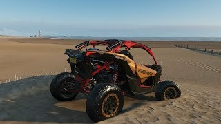 8. Forza Horizon 4 - 2018 CAN-AM MAVERICK X RS TURBO R - OFF-ROAD - 1080p60FPS