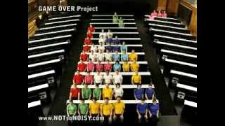 The Original Human TETRIS Performance  by Guillaume Reymond