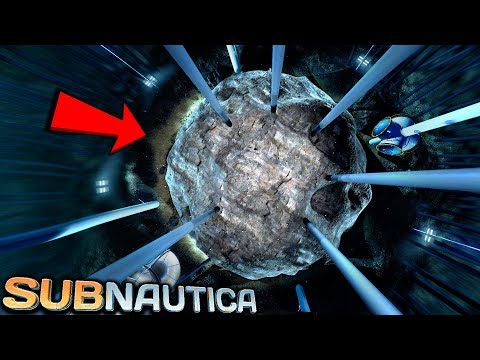 Subnautica - THE PRECURSOR METEOR EXCAVATION SITE! The New IGParadise 2.0! - Subnautica Gameplay (видео)