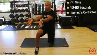 Stretching the Hip Flexor