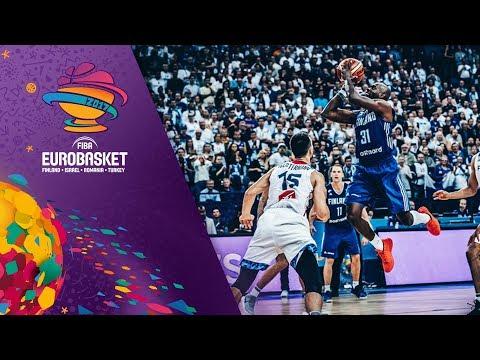 EuroBasket 2017, Top 5 – Day 1