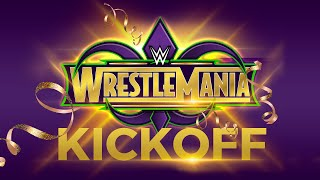 Nonton Wrestlemania 34 Kickoff  April 8  2018 Film Subtitle Indonesia Streaming Movie Download