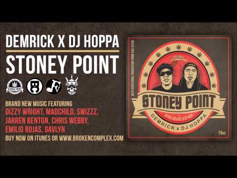 Download Demrick & DJ Hoppa - Clouds Above Us Ft. Dizzy Wright MP3