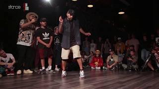 Precise vs Boogie Frantick – KINJAM Semifinals