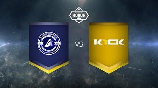 TEAM ALIENTECH vs K1CK.G2A - Mapa 1 - #CSHonor2 - Jornada 2 - T11