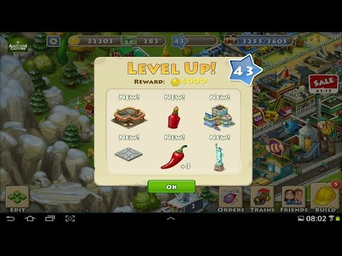 Township Level 43 HD 720p (видео)
