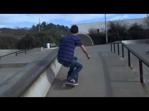 Oxford MS Skatepark Montage