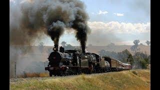Cowra Australia  city images : Australian Steam: Lachlan Valley Railway Cowra to Harden