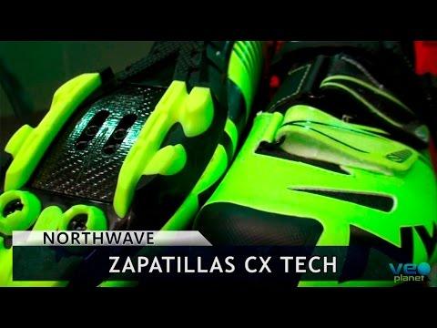 Mercado al día BikeZonaTV Zapatillas CSTech Especial Ciclocross 2016