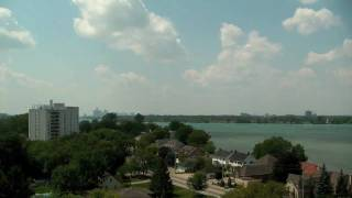 Detroit River Time Lapse