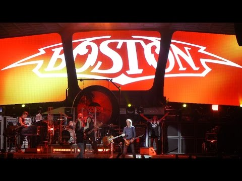 boston - Boston is an American rock band from Boston, Massachusetts that achieved its most notable successes during the 1970s and 1980s. Centered on guitarist, keyboa...