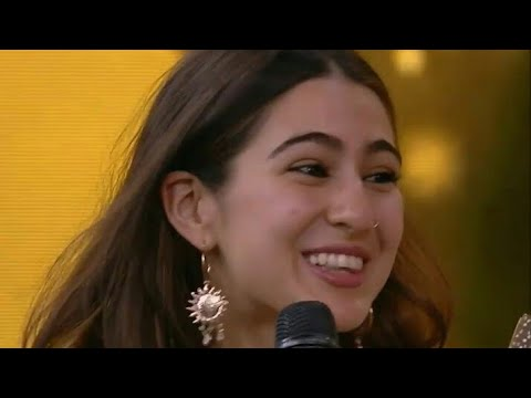 Graduation quotes - Sara Ali Khan reveals her favourite food