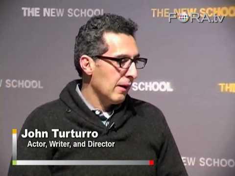 Playing Jesus in the Big Lebowski - John Turturro