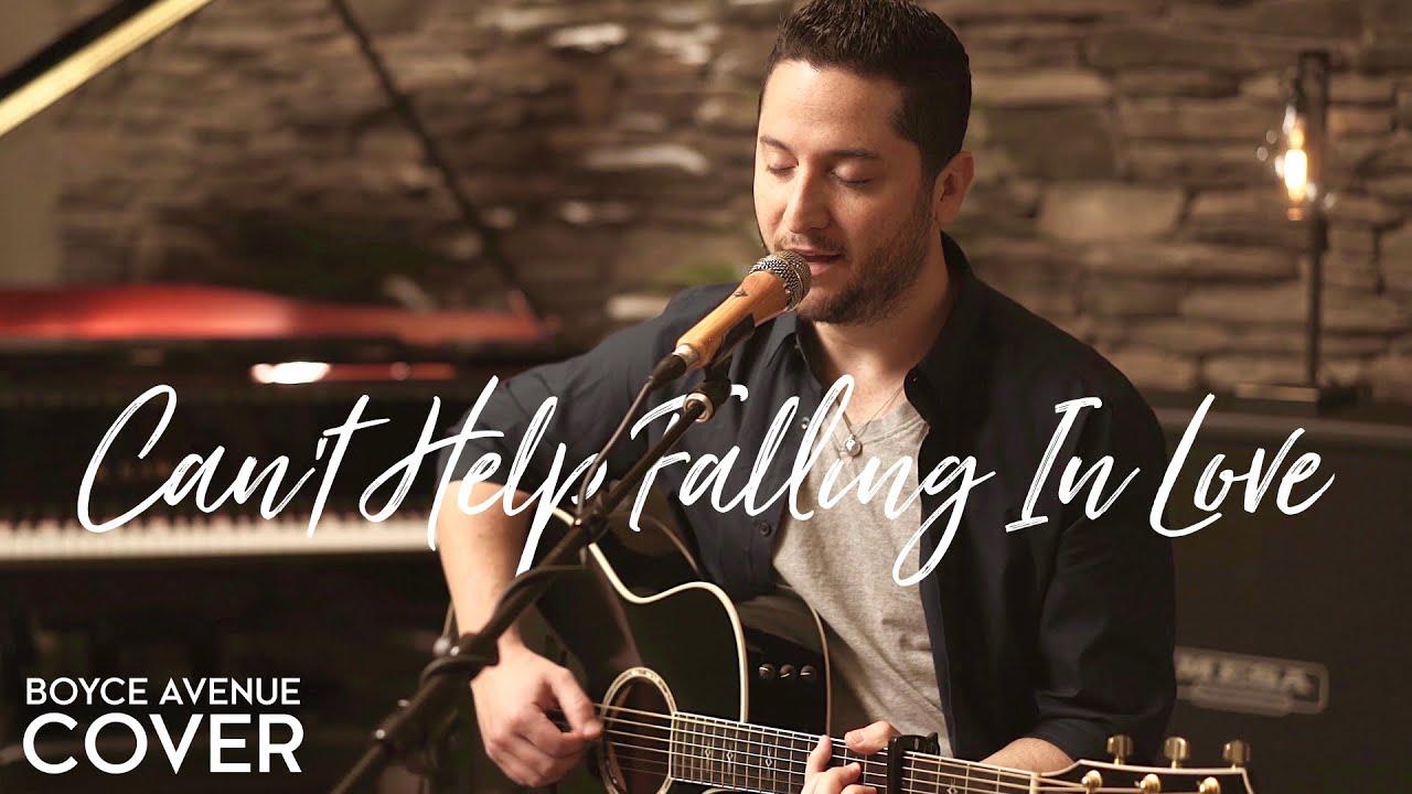 Can't Help Falling In Love – Elvis Presley (Boyce Avenue acoustic cover)