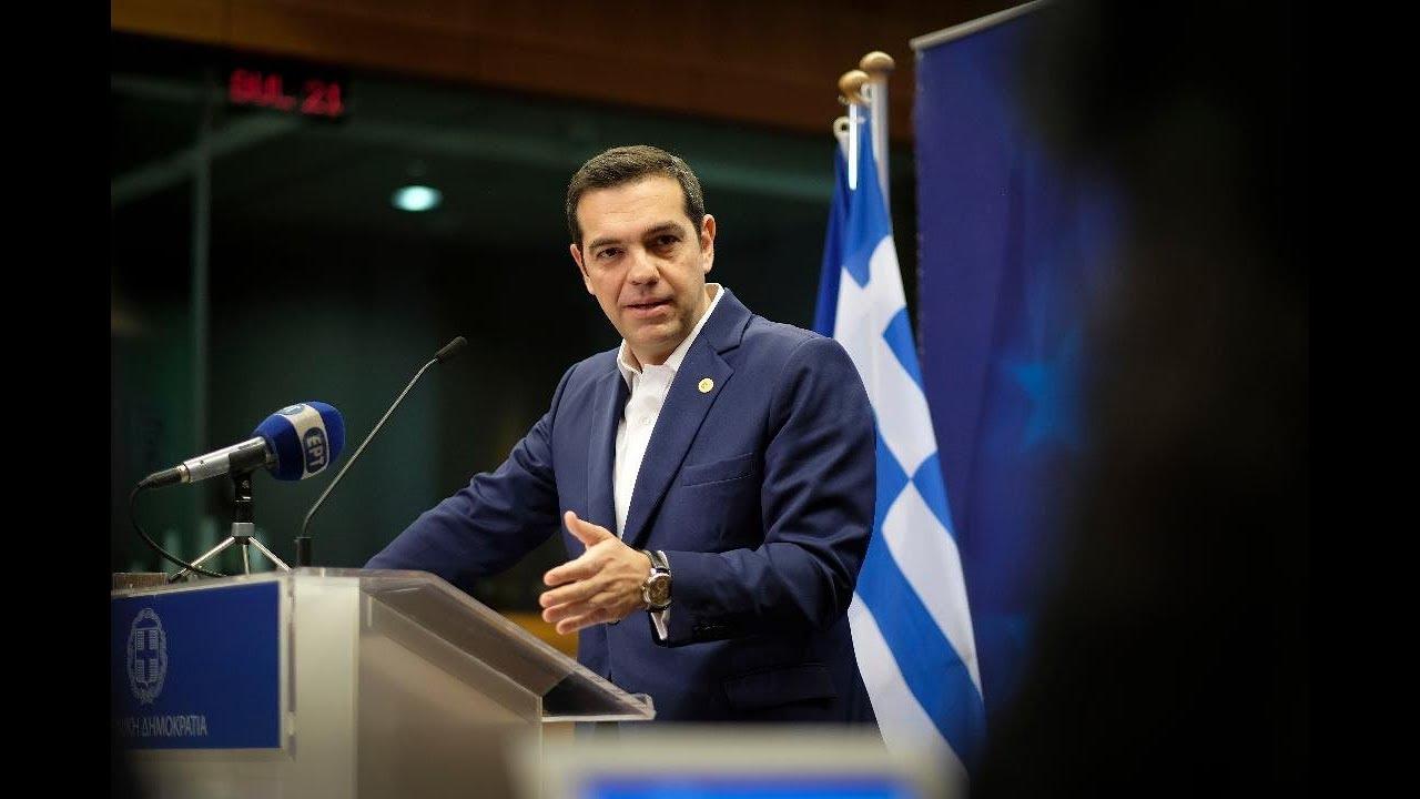 Συνέντευξη Τύπου μετά την ολοκλήρωση των εργασιών της Συνόδου του Ευρωπαϊκού Συμβουλίου.