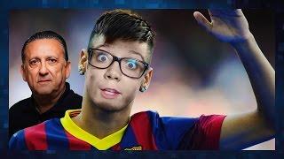 MALENA, MELHOR QUE NEYMAR!, neymar, neymar Barcelona,  Barcelona, chung ket cup c1, Barcelona juventus
