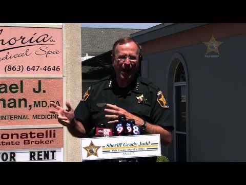 Lakeland Doctor Aaron Roush Arrested