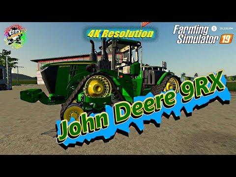 John Deere 9RX beta v0.1
