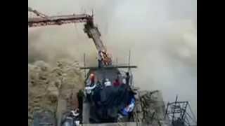 Live Video : Flood Gates Of Dam Opened Live Video   Flood Situation Worsens In Uttarakhand June 2013