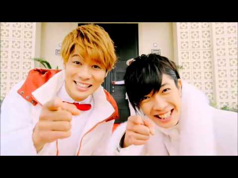 「Wanna be!」Music Video WEB ver. /BOYS AND MEN