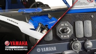 9. Yamaha YXZ1000R Essential Accessories