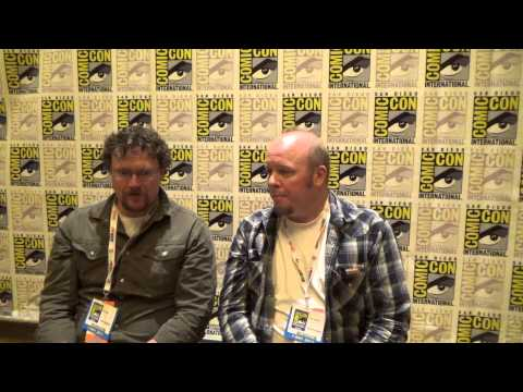Comic-Con 2013: Interview with Cody Cameron and Kris Pearn for Cloudy With a Chance of Meatballs 2