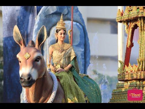 Songkran - Thailandsk nytårsfest