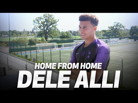 Video: DELE ALLI ON MILTON KEYNES RETURN | HOME FROM HOME