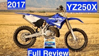 2. 2017 Yamaha YZ250X Full Review - 2 Stroke Enduro Weapon, KTM Killer - Episode 195