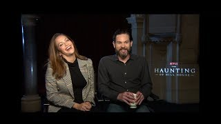 The Haunting Of Hill House Cast Open Up About Series 2 | Xposé