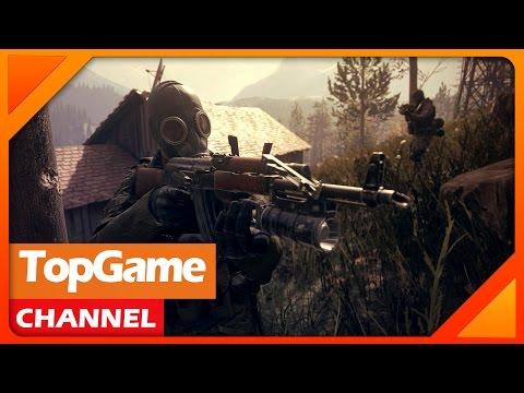 Top 10 game bắn súng cấu hình thấp bạn nên thử qua 2017 - PC