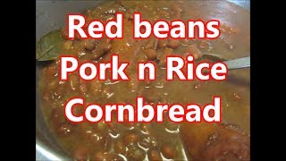 Cajun Red beans, smoked sausage and rice, make it in a Crockpot by Louisiana Cajun Recipes