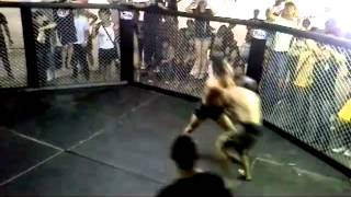 War in the Cage III: Marduk VS เพชรสิงขร (-60)