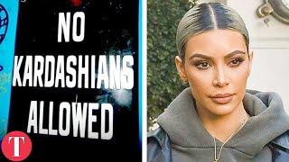 Video 10 Times The Kardashians Got BANNED MP3, 3GP, MP4, WEBM, AVI, FLV Juli 2018