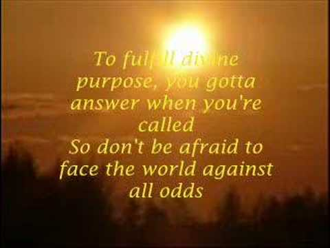 Never give up - Yolanda Adams