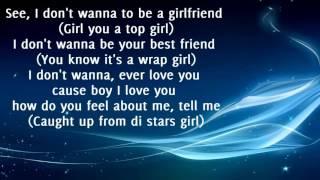 Sean Paul - How Deep Is Your Love Ft. Kelly Rowland  (Lyrics)
