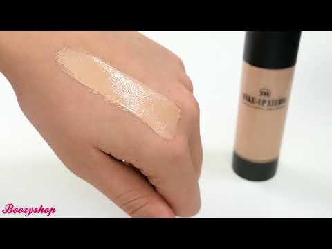 Makeup Studio Makeup Studio Fluid Make-up No Transfer Silky Beige