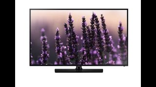 Samsung 48H5203 - Televizor Smart LED Samsung 48H5203 121 cm Full HD Vchan