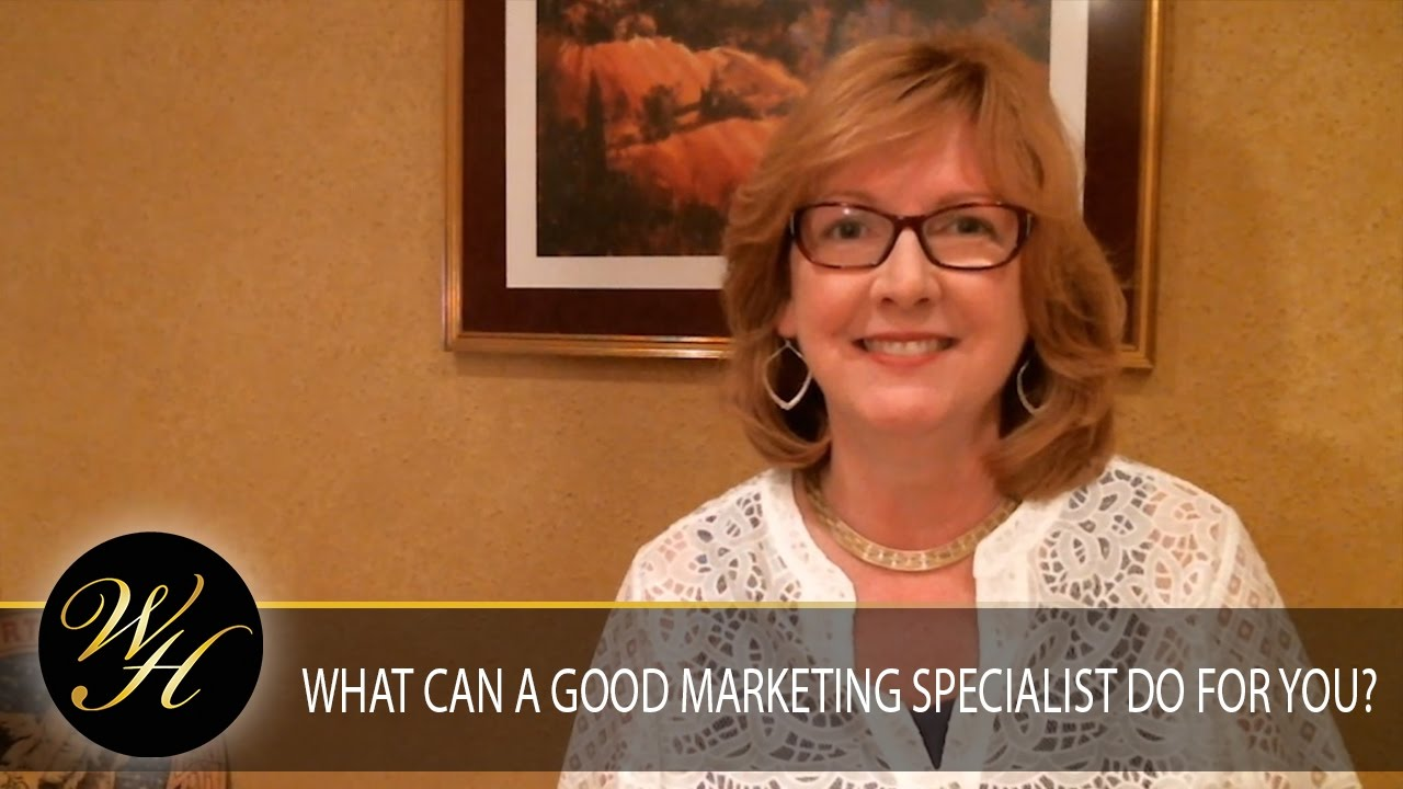 What a Marketing Specialist Can Do to Sell Your Home