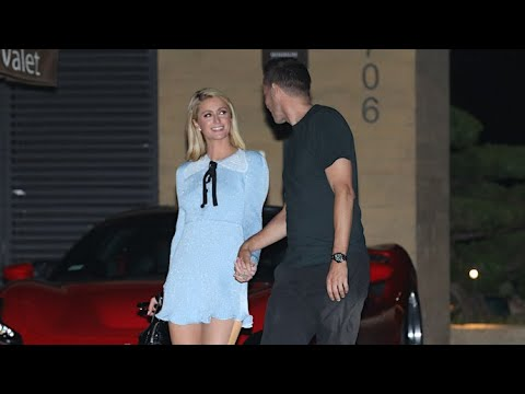 Paris Hilton Is Madly In Love With Fiance Carter Reum At Nobu