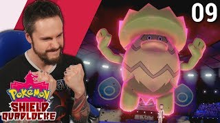TIME FOR THE BIG DANCE NUMBER | Pokemon Shield Quadlocke Part 09 by Ace Trainer Liam